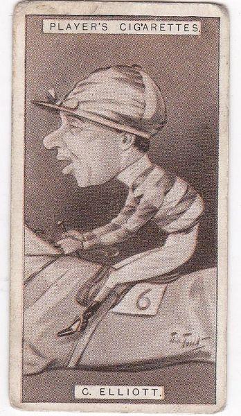No. 14 Edward Charles Elliott