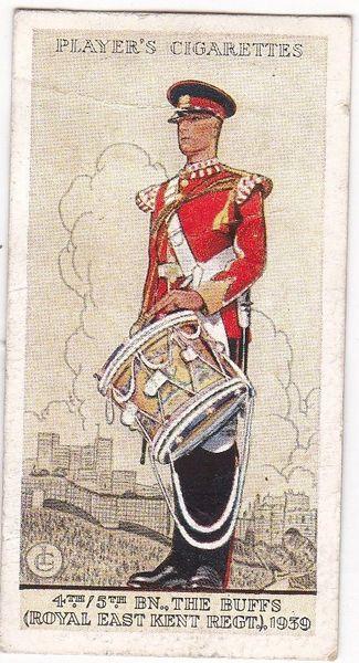 No. 45 4th/5th Bn., The Buffs (Royal East Kent Regiment) 1939