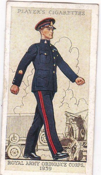 No. 49 Royal Army Ordnance Corps, 1939
