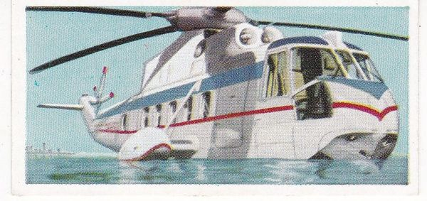 No. 24 - Sikorsky S-61