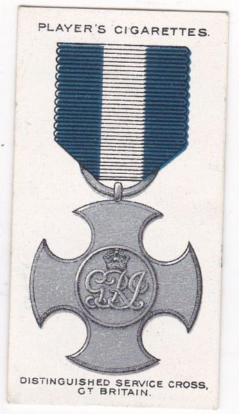 No. 10 : The Distinguished Service Cross