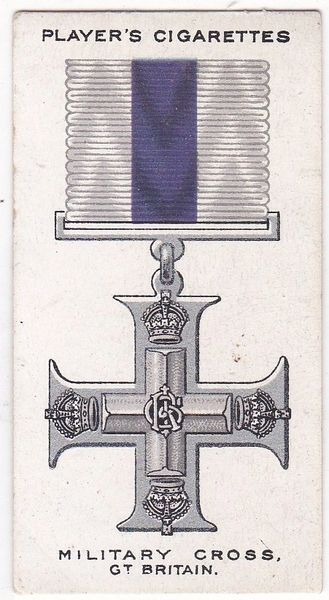 No. 11 : The Military Cross