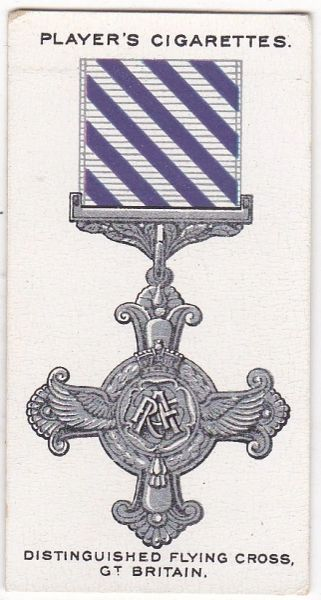 No. 12 : The Distinguished Flying Cross