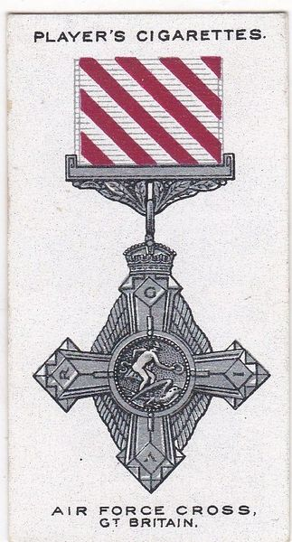 No. 13 : The Air Force Cross