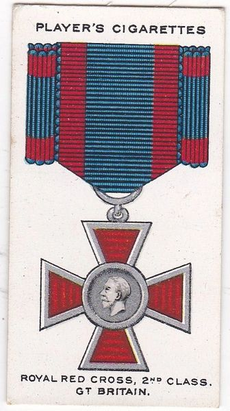 No. 14 : The Royal Cross 2nd Class