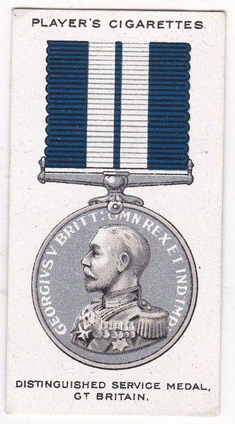 No. 16 : Distinguished Service Medal