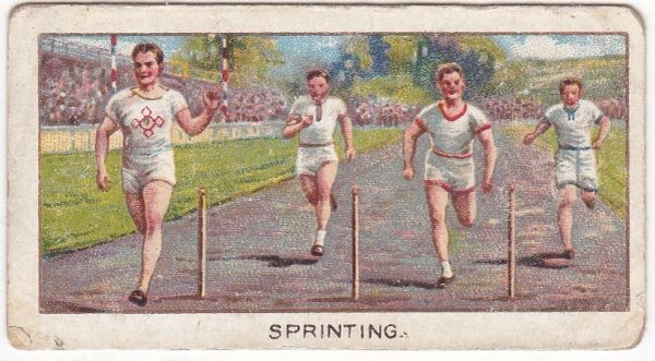 Turf No. 05 : Sprint Running
