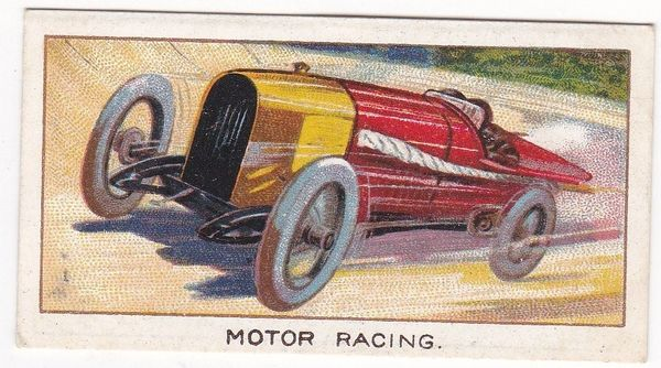 Turf No. 13 : Motor Racing