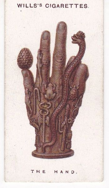 No. 19 : The Hand