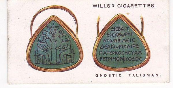 No. 38 Gnostic Talisman