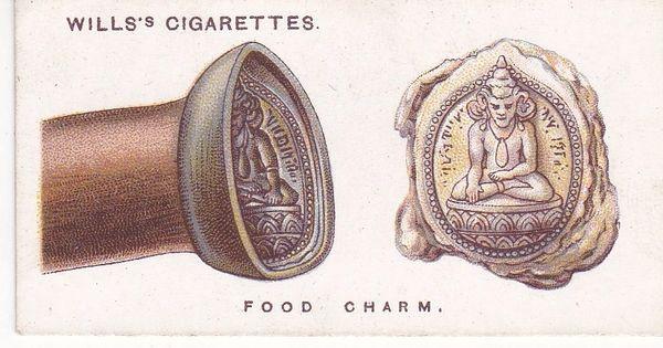 No. 41 Food Charm
