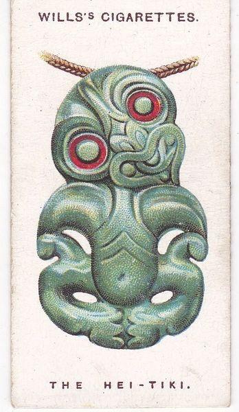 No. 47 The Hei-Tiki