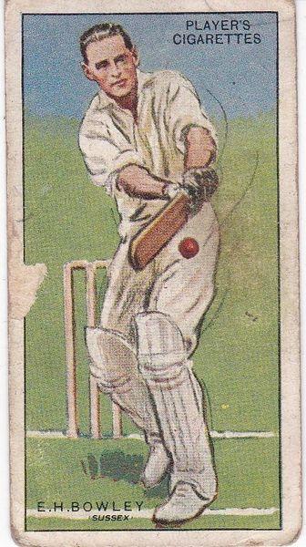 No. 03 - E H Bowley (Sussex)