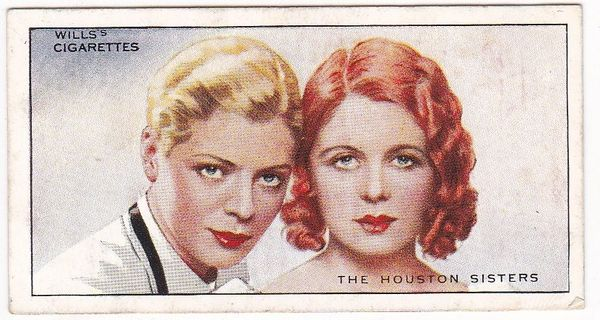 second series No. 49 The Houston Sisters