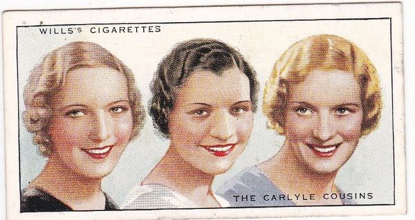second series No. 50 The Carlyle Cousins