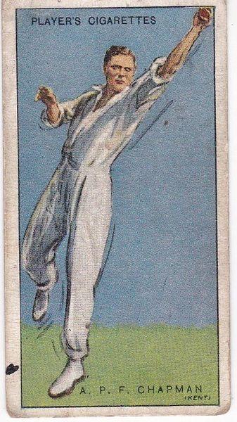 No. 07 - A P F Chapman (Kent)