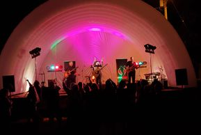 Inflatable Stage Covers, Inflatable Stages, Inflatable Stage, Inflatable Dome, Inflatable Domes, Inflatable Tent, Inflatable Tents