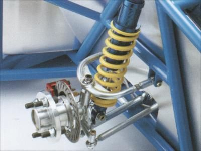 Upper A-Arm LF/RT with Bearing and Snap Ring