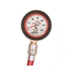 Longacre Tire Gauge 0-30