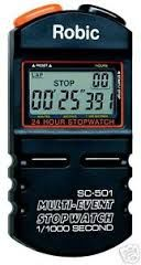Robic Stopwatch Multi-Mode SC-501