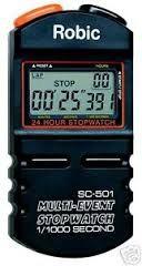 Robic Stopwatch Multi-Mode SC-501