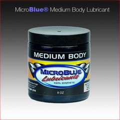 Micro Blue Medium Body Lubricant