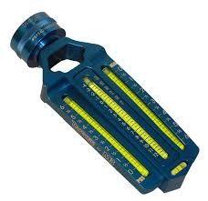 Caster-Camber Gauge Tanner M3