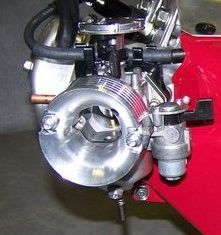 Full Modified Extreme Honda Carb System