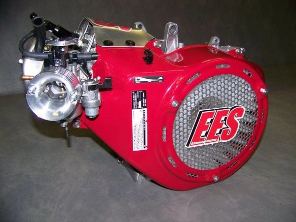460 EES Full Modified Dirt System