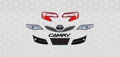 2013 TOYOTA CAMRY COMPLETE HEADLIGHT KIT