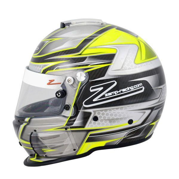 Zamp Helmets RZ-44CE Carbon Honeycomb