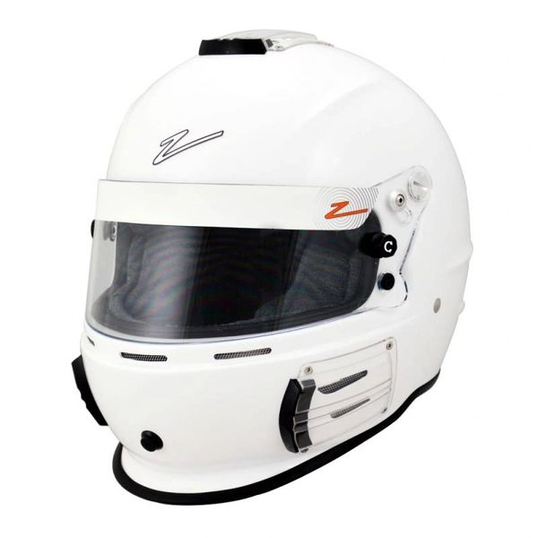 Zamp RZ-42 Helmet White