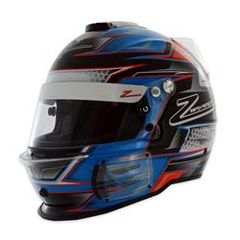 Zamp RZ-42 Helmet Blue / Orange