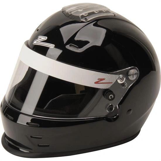 Zamp RZ-34Y Youth Helmet Black