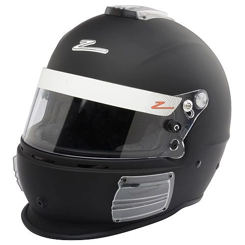 Zamp RZ-42Y Youth Helmet Gloss Black