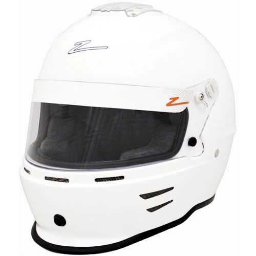 Zamp RZ-42Y Youth Helmet Gloss White