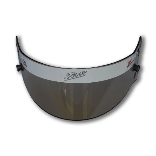 Zamp Z-20 Auto Series Face Shield Smoke