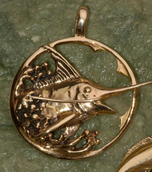 Marlin Pendant