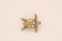 Sea Turtle in 14K Gold - Small
