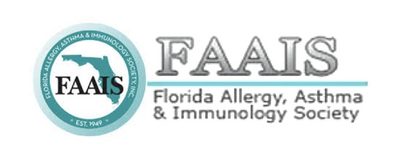Dr Michael Wein served as President of the Florida Allergy, Asthma, and Immunology Society