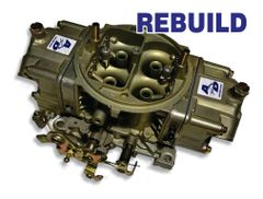 Carburetor Rebuild