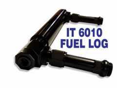 Adjustable Fuel Log