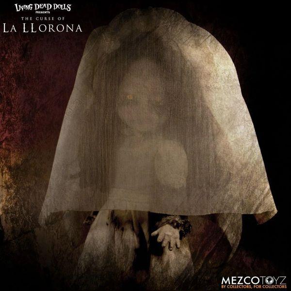 Living Dead Dolls Presents The Curse Of La Llorona La Llorona Teen2twilighttoys