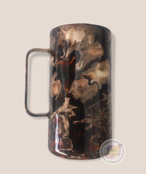 COFFEE AND CREAM TUMBLER