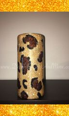 SPECIALTY GLITTER TUMBLER