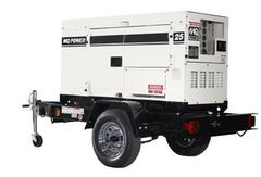 Generator Towable 25-KW