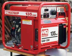 Welder, Arc 1.5-KW 135-AMP