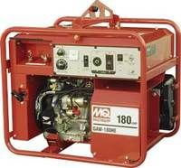 Generator / Welder, 4-KW / 180-AMP
