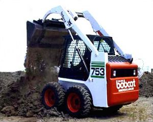 Loader, Skid Steer