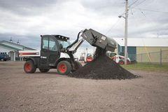 Sweeper, Hydraulic Attachment (Bobcat)